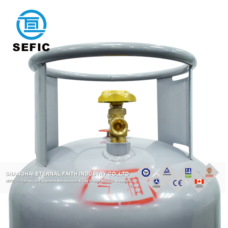 48 kg Composite Empty LPG Bharat Gas Cylinder Filling Machine Good Prices for Sale