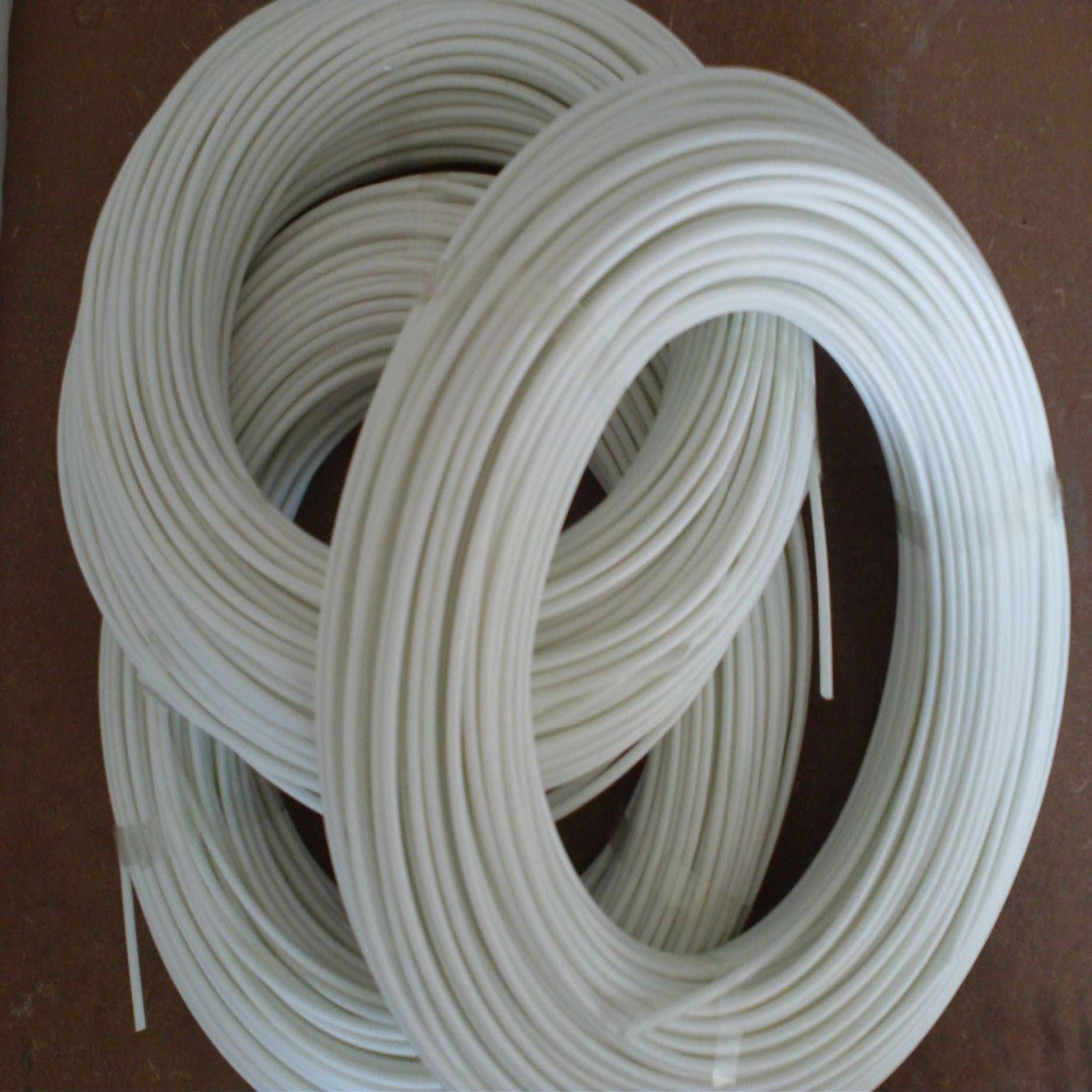 Electrical insulation material slicone rubber cable sleeve