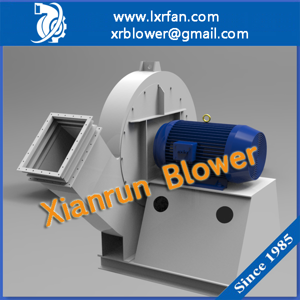 Small High Pressure Centrifugal Blower