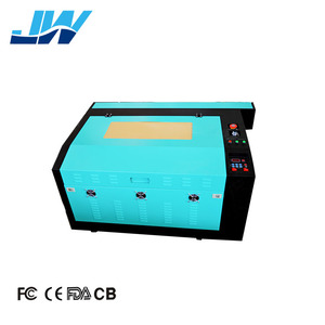 jingwei 4060 laser cut table cloth engraved wood cutting machine price in india