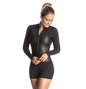 Sexy women in wetsuits