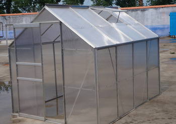 8ft x 6ft Nature Greenhouse
