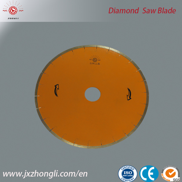 Diamond saw blade for granite 16 inch circular cutting disc marble cut