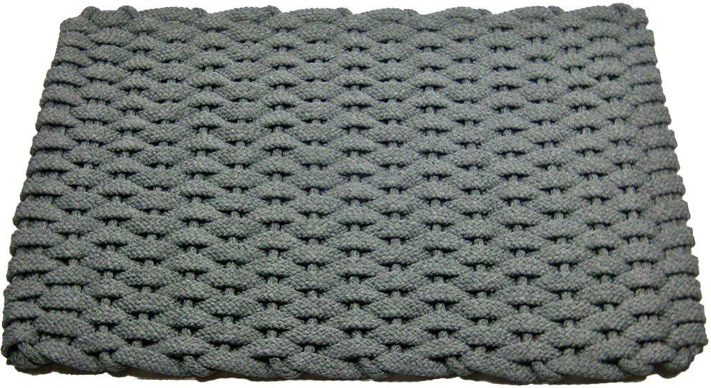 Get Quotations · Rockport Rope Doormats 2030206 Indoor And Outdoor Doormats,  20 By 30 Inch, Gray