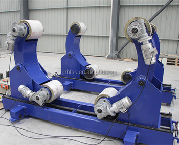 fuel tank roller/pipe roller stands/welding rotator