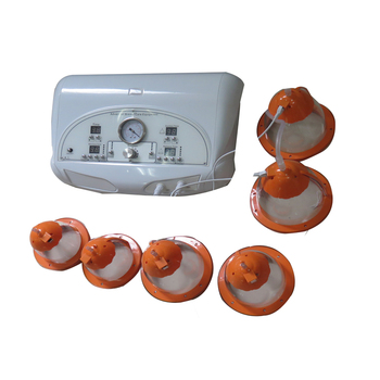 New products 2017 hot sale nipple sucking breast enlargement beauty machine/breast enlargement pump machine