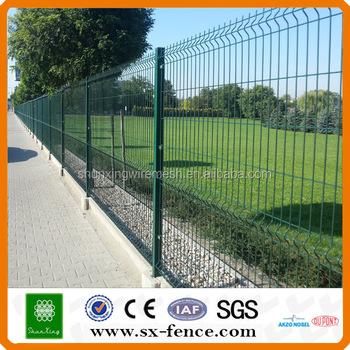 Welded Wire Mesh Trellis Panel Fencing