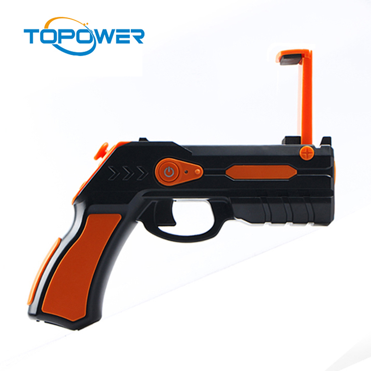 New Arrival Virtual Reality Mobile Phone Controlled APP Smart Game Children Toy Augmented Reality AR Games <strong>Gun</strong>
