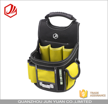 Promotional small tool pouch electrician tool kits with pockets