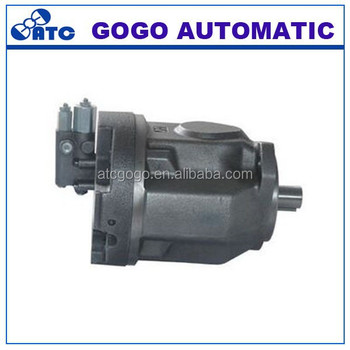 High pressure variable displacement hydraulic piston pump for Variable displacement hydraulic motor