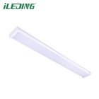 Commercial Batten Type Classroom Surface Mounted Linear Linkable Wraparound Ceiling LED Wrap Light
