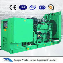 USA brand engine three phase 350kw diesel generator 437.5kva diesel power generator price with low consumption