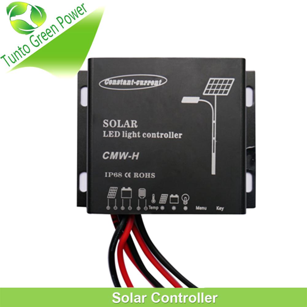 solar light controller