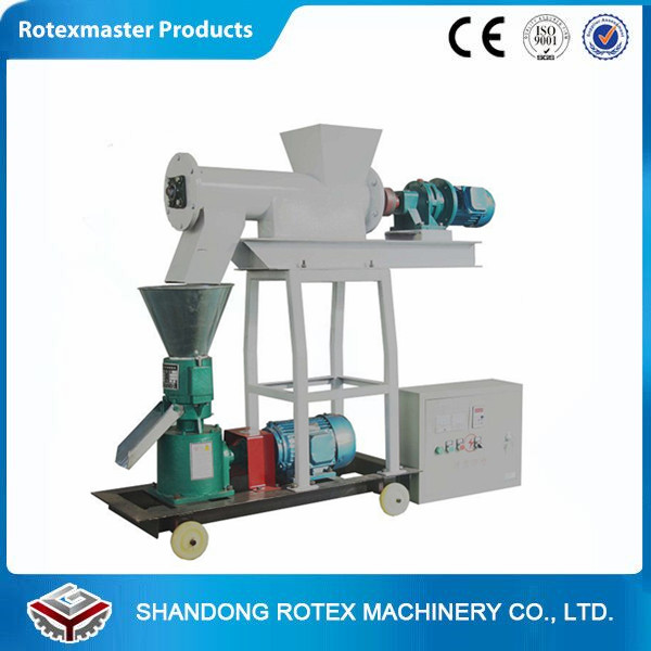 High efficiency poultry feed mill price/portable cattle feed pellet mill for sale