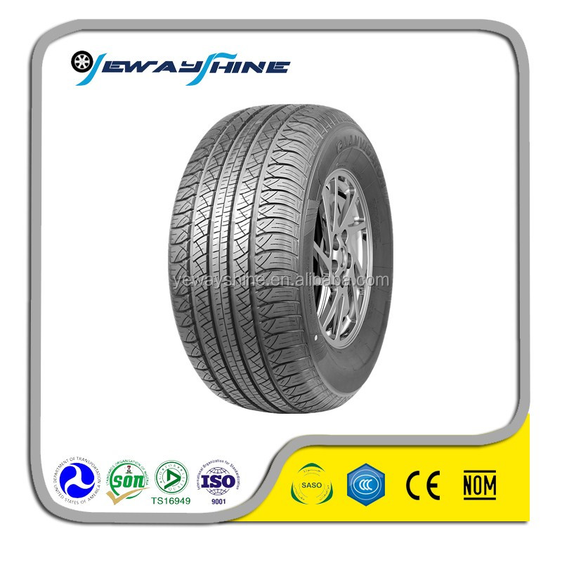2017 new car tire size 245/35ZR19 hot sale for EUROP