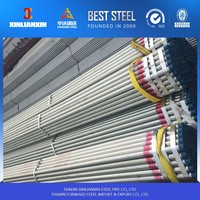 pre galvanized iron pipe greenhouse and fence post/din/en10025