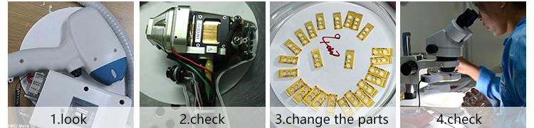 alma laser soprano xl ice 808nm 810nm diode laser repair lowest price 808nm laser hair removal