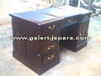 Wooden Office Partner Desk - Other Office Furniture