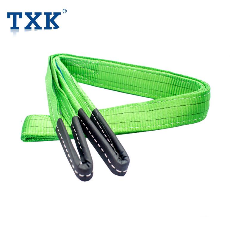 Eye To Eye 2 Ton Polyester Webbing Lifting Slings Belt - Buy Polyester  Lifting Slings,Polyester Lifting Belts,Webbing Sling Product on Alibaba com