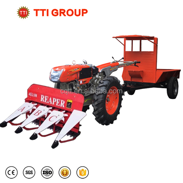 2018 Top Sale Mini Harvester Kubota Harvester Mini Wheat Combine Harvester Price