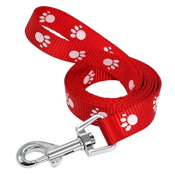 Print Small Dog Harness and Leash Soft Nylon Pet Walking Harness Vest For Schnauzer