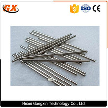 GCr15 chrome steel rods for precision linear motion shafts