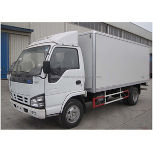 Hot sale reefer truck box body Hino vans auto body