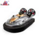 Alibaba hot selling silver and black radio control hovercraft rc boat hulls