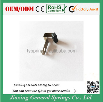 Manufacturer Custom Flat Wire Spring Clip Fasteners - Buy Spring ...