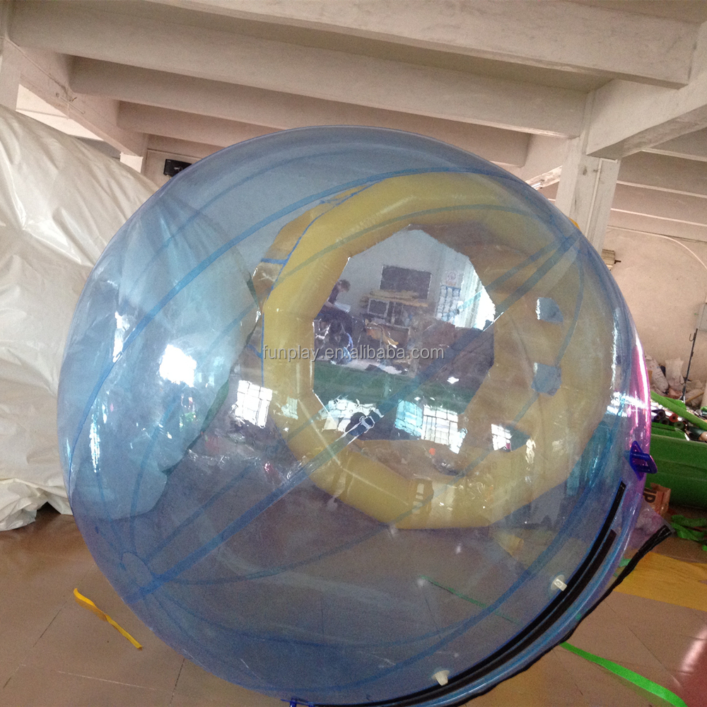 HI Best Design water bouncing ball,walk on water inflatable ball,giant water hamster ball