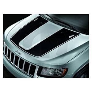 2011-2014 Jeep Grand Cherokee Mopar Hood Decal - 82212889