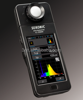 Sekonic C-7000 spectrophotometer illuminance color temperature lux meter for CRI