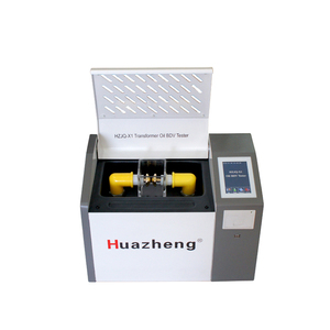 bdv oil tester / three cups dielectric breakdown voltage testing machine transformer oil bdv test