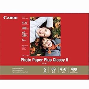 "Canon Photo Paper ""Prod. Type: Paper/4 X 6 Photo Paper"""