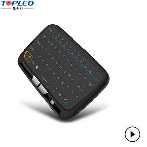 H18 Touchpad Wireless Keyboard 2.4G USB for Android TV box/ PC/Smart TV