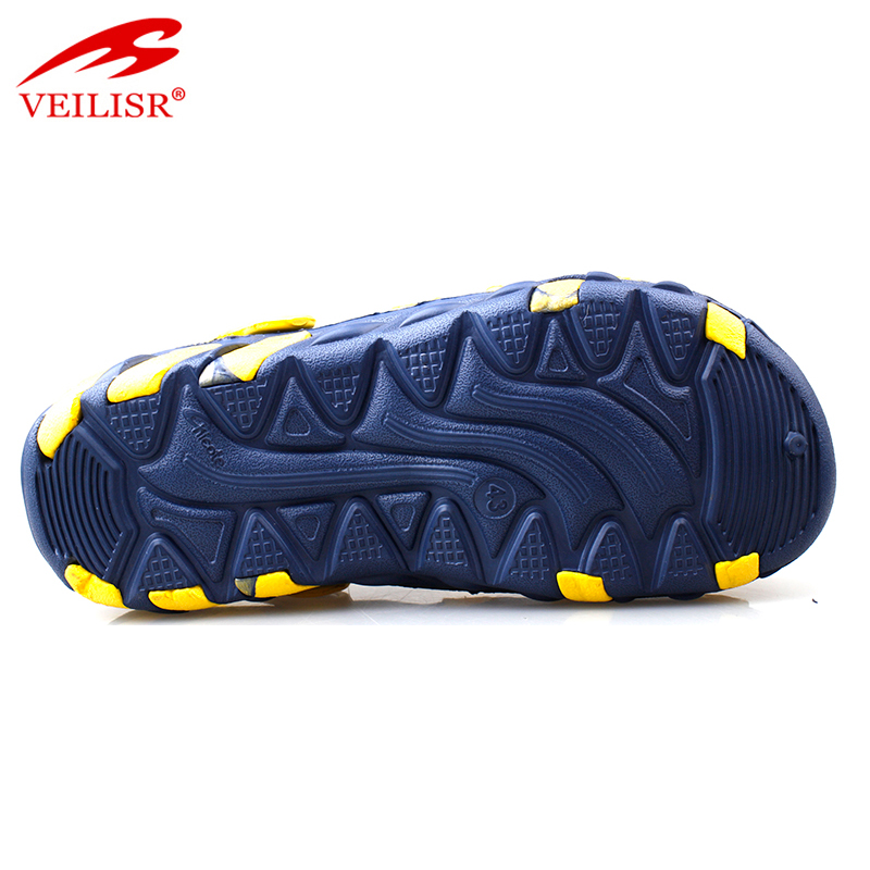Double layer design sandals all size eva men garden clogs