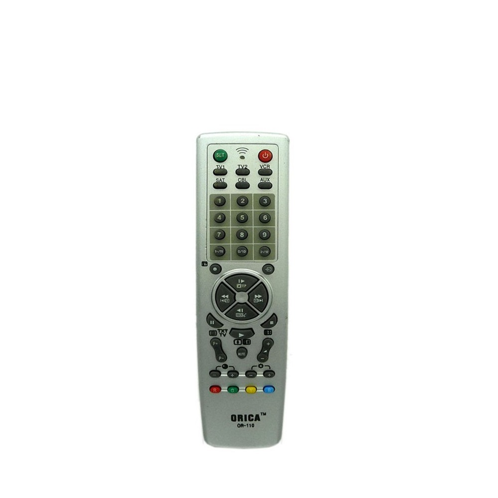 OR-110 10 IN 1 TV universal remote control from tianchang factory