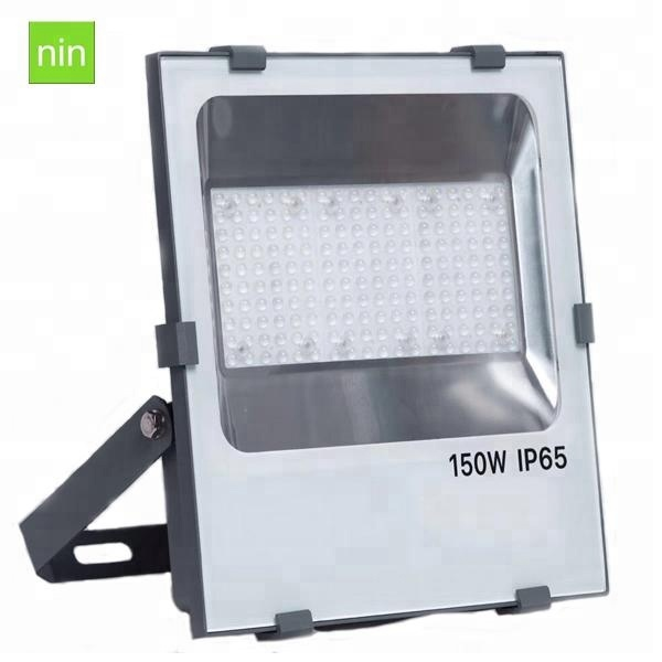 High lumen energy saving IP65 outdoor 150w led flood light 5 year warranty