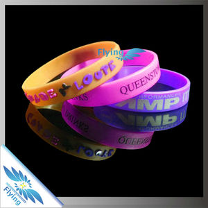 Customzied reusable wristband for personal wedding gift