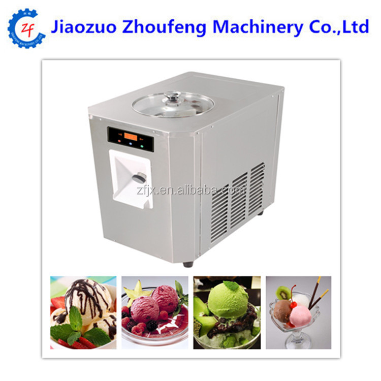 Commercial frozen icecream ball making machine table top hard ice cream machine