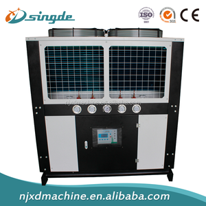 CE Certified China Supplier Package Type Pump Included Air Cooled Industrial Water Chiller