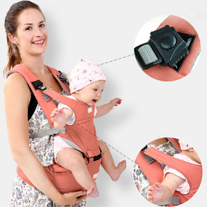 2019 Hot sale Wholesale multi-function comfortable infant baby sling hipseat baby carrier