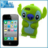 Stitch Silicon Phone Case For Iphone4s