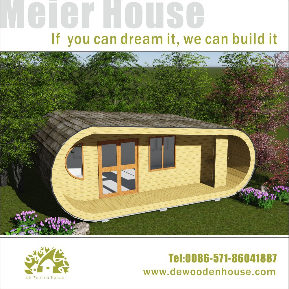 Marvelous Eco Friendly Tiny Houses With Low Price DY C 117