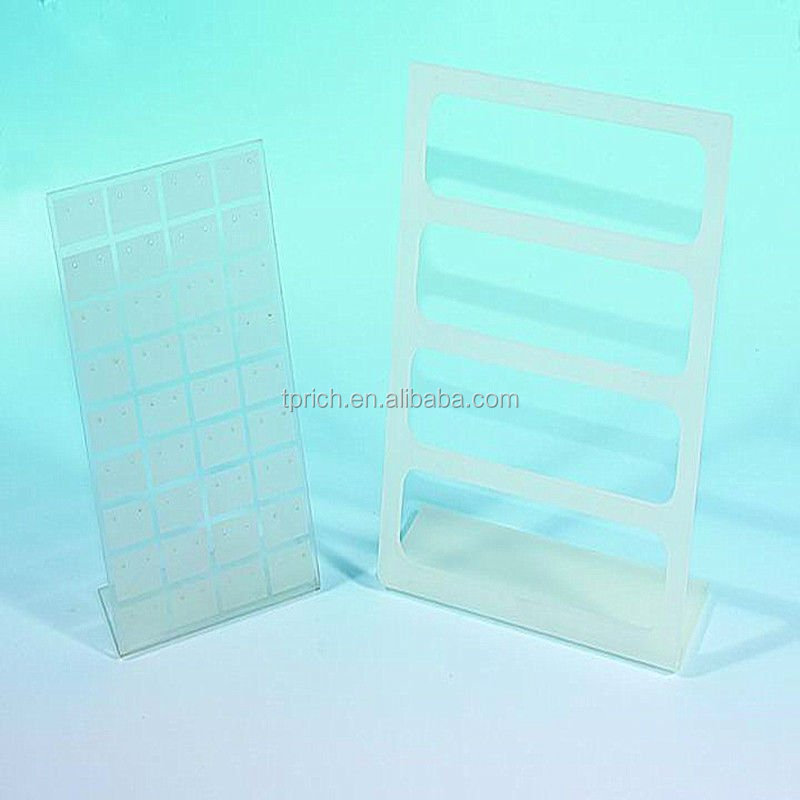 Packaging design luxurious Wholesale Fahionable Acrylic jewelry display case led lights with Experienced Factory Made