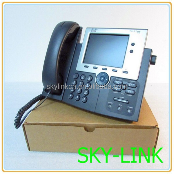 NEW Cisco Unified IP Phone 7945 7945G CP-7945G