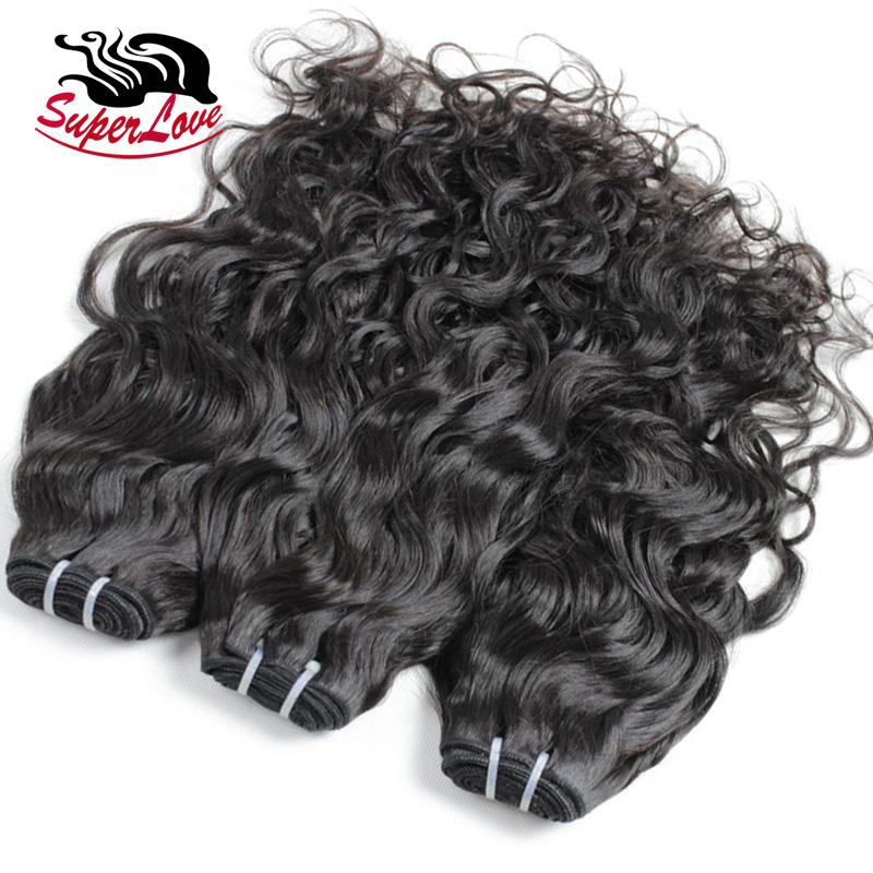 virgin brazilian hair bundles,grade 9A virgin Natural wave hair Extension, cuticle aligned brazilian Water Wave human hair, N/a