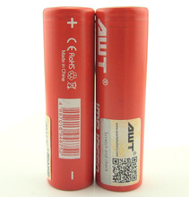 In stock AWT 18650 3000mAh 40A battery e cig mod vape water pipe smoking