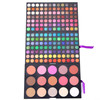 Christmas Gifts OEM Cosmetics Makeup Mixing Palette 183 Color Big Eye Shadow Blush Palette