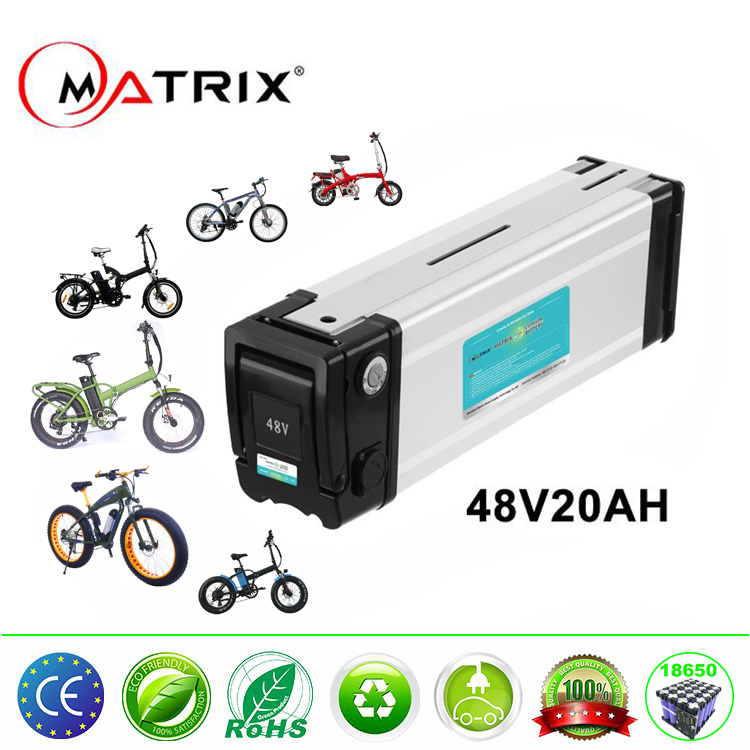 48v 20ah e bike battery pack for tourist cart tricycle Golf cart mobility scooter lithium battery pack 18650 cell